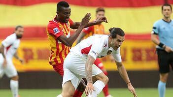 Transfer haberleri | Galatasaray'dan Mensah için Kayserispor'a yeni teklif!