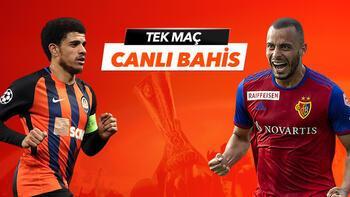 Shakhtar Donetsk - Basel maçı Tek Maç ve Canlı Bahis seçenekleriyle Misli.com'da