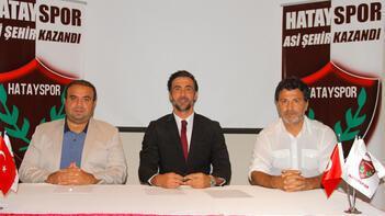 Son dakika | Hatayspor'da Ömer Erdoğan dönemi başladı