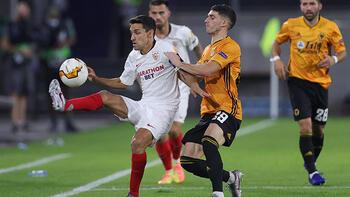 Wolverhampton Sevilla: 0-1