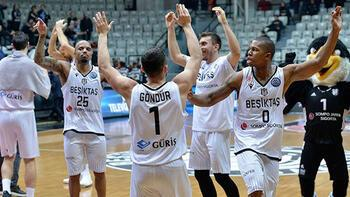 Beşiktaş Sompo Sigorta, FIBA Avrupa Kupası'nda mücadele edecek
