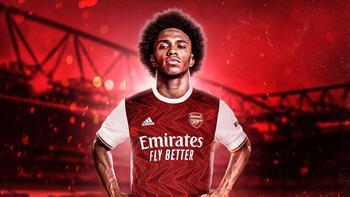 Willian, Arsenal'de!
