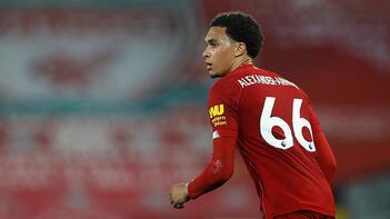 Premier Lig'de sezonun en iyi genç oyuncusu Trent Alexander-Arnold