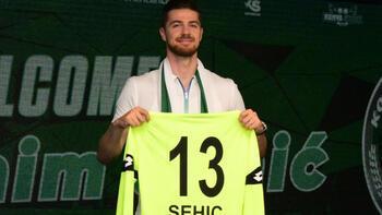 İbrahim Sehic: Konyaspor'un hedefi ilk 5 olmalı