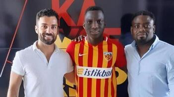 Transfer haberleri | Kayserispor, Yaw Ackah'ı kadrosuna kattı