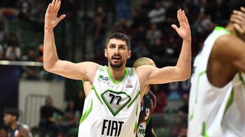 Muhsin Yaşar: Hedefim Euroleague seviyesinde oyuncu olmak