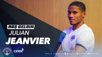 Transfer haberleri | Kasımpaşa, Julian Jeanvier'i kadrosuna kattı
