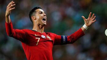 Ronaldodan bir rekor daha Tarih yazdı...