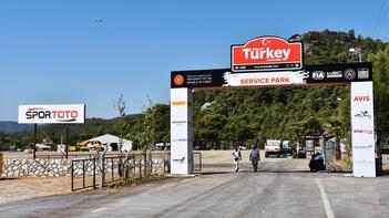 Ralli heyecanı Marmaris'te yaşanacak