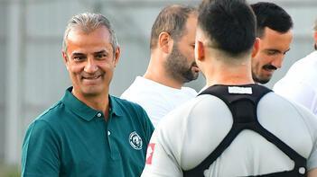 Konyaspor, İsmail Kartal ile lige iyi bir başlangıç yapmak istiyor