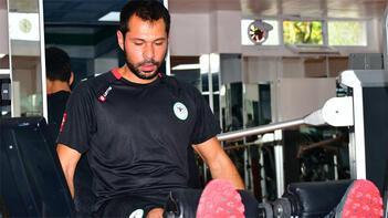 Son dakika   Konyaspor'da Serkan Kırıntılı affedildi