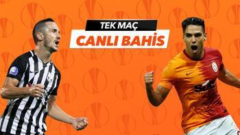 Neftçi Bakü - Galatasaray canlı bahis heyecanı Misli.com'da
