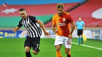Galatasaray'da Diagne'nin dönüşü muhteşem oldu! İlklerin gecesi...