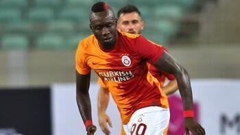 Galatasaray'da Diagne'nin dönüşü muhteşem oldu