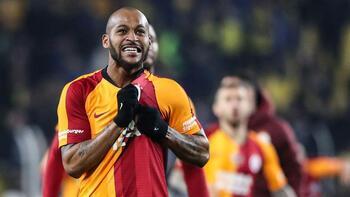 Galatasarayda Marcaoya Terimden izin çıkmadı