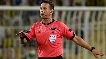 UEFAdan Halis Özkahya ve Ali Palabıyıka görev