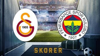 Galatasaray Fenerbahçe maçı ne zaman saat kaçta? GS FB derbi maçı hangi kanalda canlı yayınlanacak? İlk 11'ler...