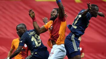 Son dakika | Galatasaray-Fenerbahçe derbisinde olay oldu Luyindama...