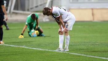 Eskişehirspor gole hasret kaldı