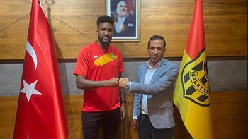 Yeni Malatyaspor, Lazio'dan Wallace'yi transfer etti!