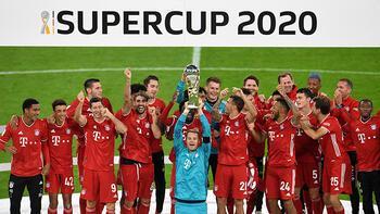 Süper Kupa Bayern'in! Bayern Münih - Borussia Dortmund: 3-2