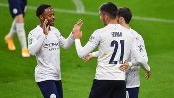 Manchester City rahat turladı!