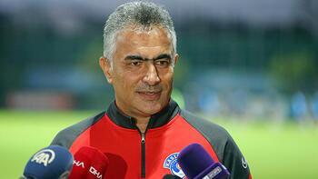 Mehmet Altıparmak: Hedefimiz Avrupa kupalarına katılmak