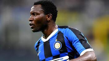 Kwadwo Asamoah, Inter'e veda etti!