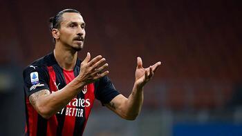 Milan'ın golcüsü İbrahimovic Kovid-19'u yendi