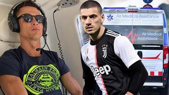 Cristiano Ronaldonun İtalyaya dönüşü tartışma konusu oldu Merih Demiral detayı...