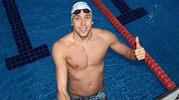 Emre Sakçı: Phelps bile bu kadar uzak ara önde götürmemişti