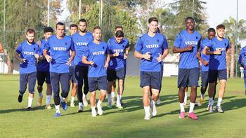 Son dakika - Trabzonspor'da Kasımpaşa hazırlığı!