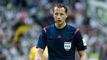 Medipol Başakşehir'in Paris Saint-Germain maçını Andreas Ekberg yönetecek!
