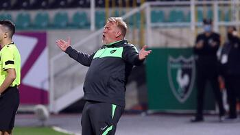 """Son dakika - Robert Prosinecki: """"VAR'da net penaltıyı görmemek benim garibime gitti"""""""