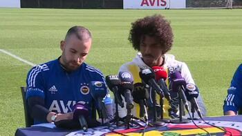 Son dakika | Luiz Gustavo'dan Eddie ve Alex açıklaması
