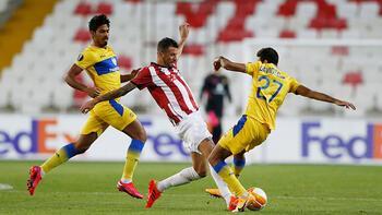 Sivasspor - Maccabi Tel Aviv: 1-2