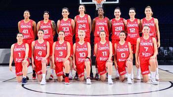 Son dakika   A Milli Kadın Basketbol Takımı'nın aday kadrosu açıklandı