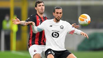 Milan-Lille: 0-3