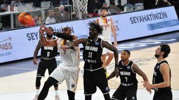 Galatasaray: 91 - Bakken Bears: 81
