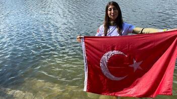 3 kez üst üste dünya rekoru kıran Fatma Uruk: Çok şükür işlem tamam