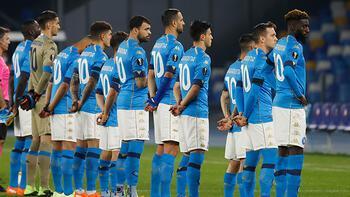 Son dakika - Halis Özkaya'nın yönettiği maça Diego Maradona damgası!