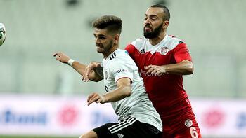 Son dakika - Beşiktaşta Fenerbahçe derbisi öncesi Ajdin Hasicin koronavirüs testi pozitif çıktı