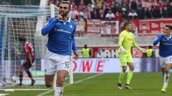 Son dakika | Serdar Dursun, Almanya'yı golleriyle salladı!