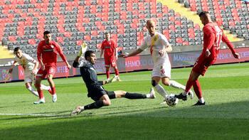 Gaziantep FK-Yeni Malatyaspor: 2-2