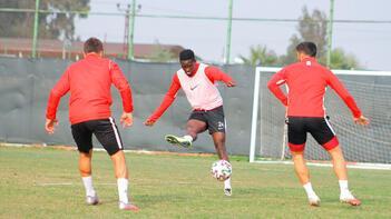 Atakaş Hatayspor, Galatasaray maçı hazırlıklarını sürdürdü