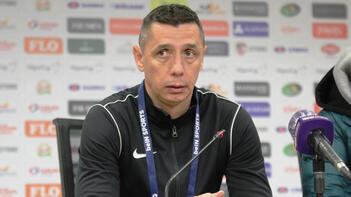 """Gabriel Margarit: """"Son 30 saniyede gelen gol bizi çok kızdırdı ve üzdü"""""""