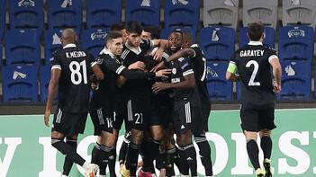 Karabağ, Maccabi Tel-Aviv'i yarın İstanbul'da ağırlayacak