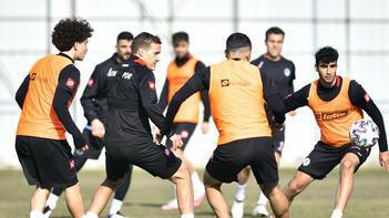 Konyaspor'da Erzurumspor hazırlıkları
