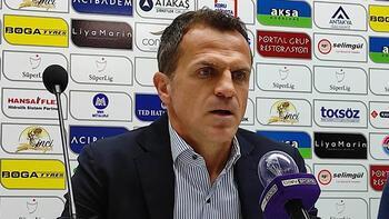 """Stjepan Tomas: """"Önümüzdeki maçlarda  toparlanacağız"""""""