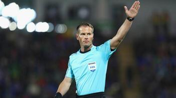 Son dakika - PSG - Medipol Başakşehir maçının yeni hakemi Danny Makkelie oldu